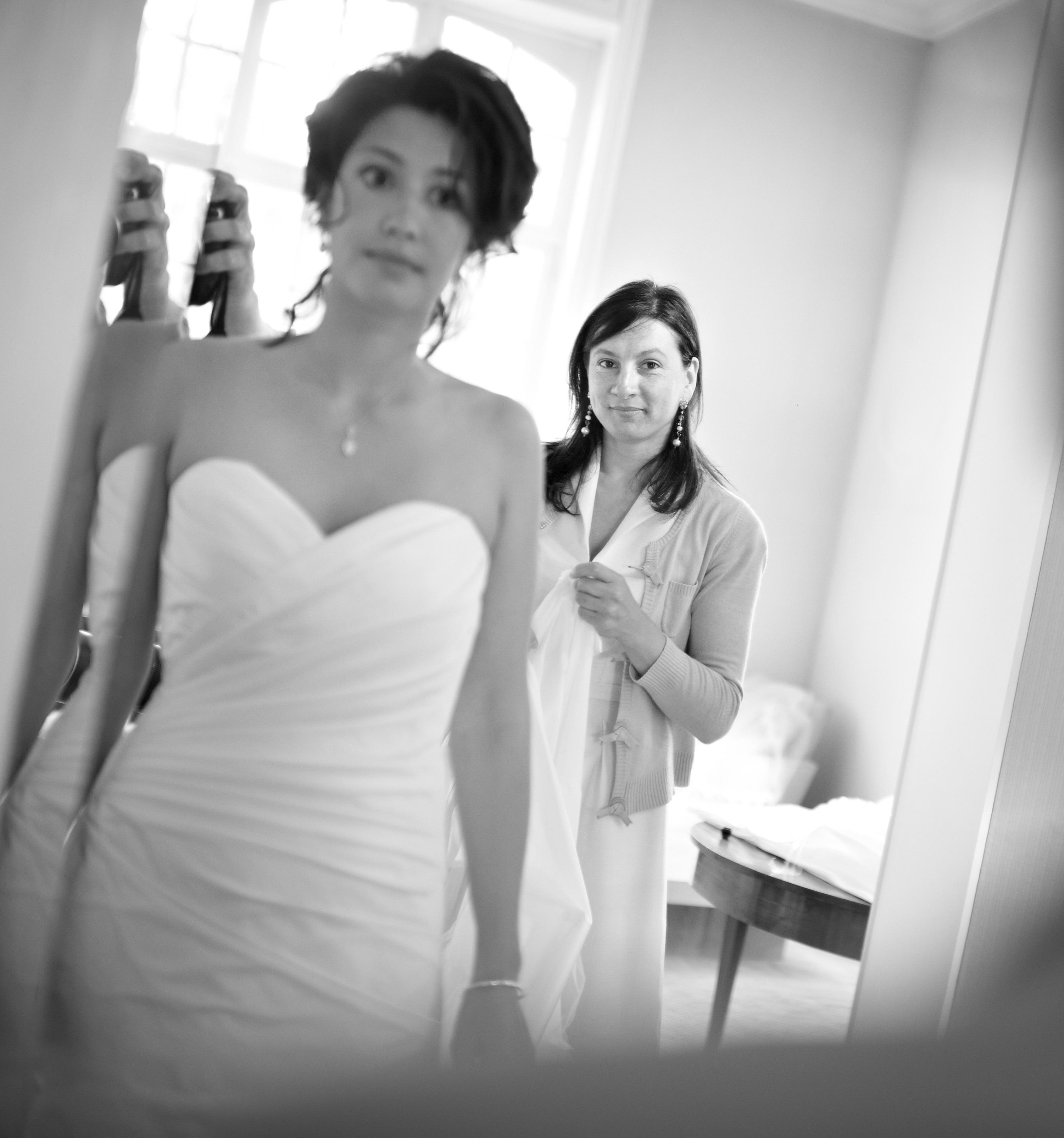Thuy Mai et Pam standing NB